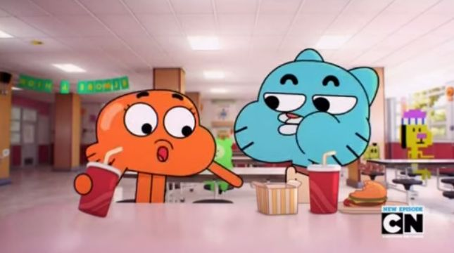 17 Best Images About The Amazing World Of Gumball On