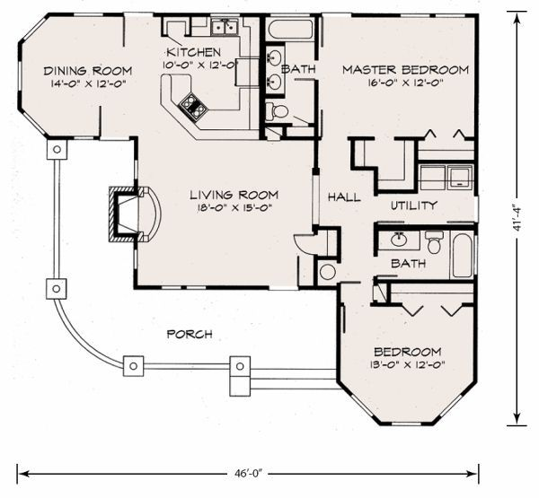 17 Best Ideas About Cottage House Plans On Pinterest Small Home And