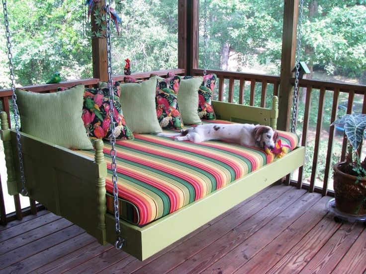 Top 25 Ideas About Outdoor Daybed On Pinterest