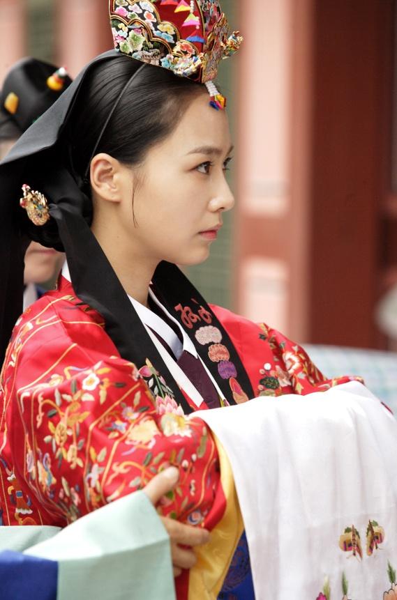 Wedding Dress Hanbok from Princess' Man Korea