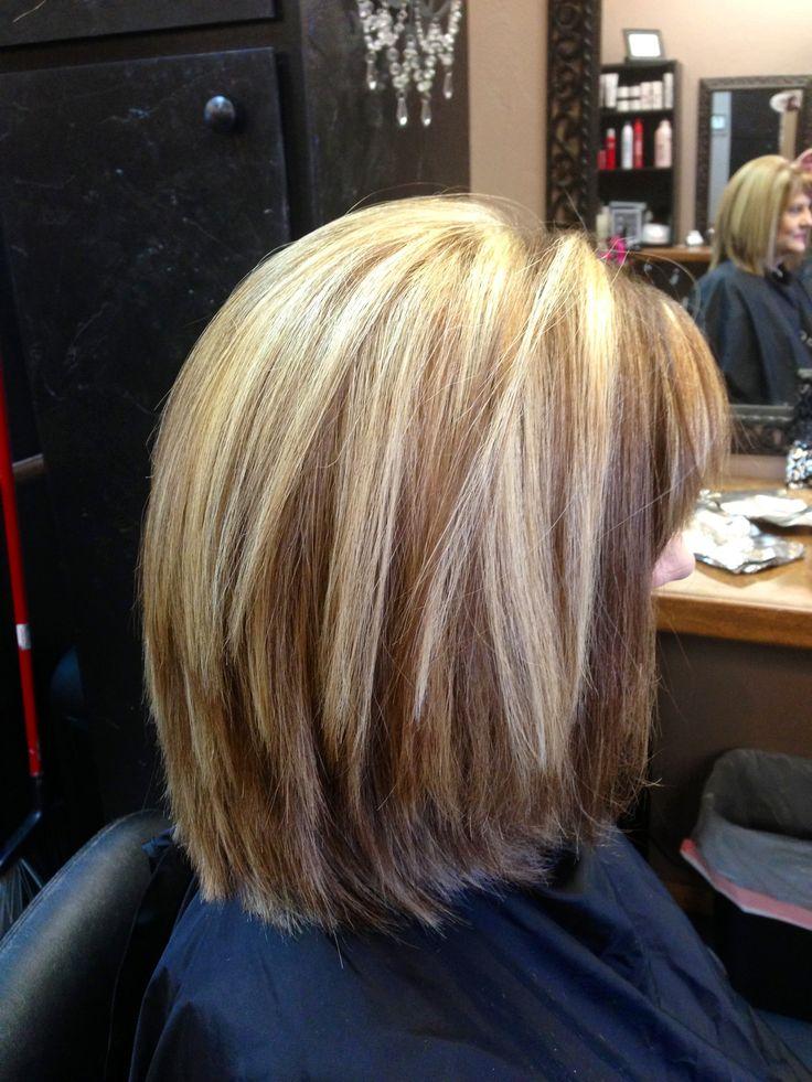 Layered Long Bob Beauty Pinterest Bobs Hair And Cut
