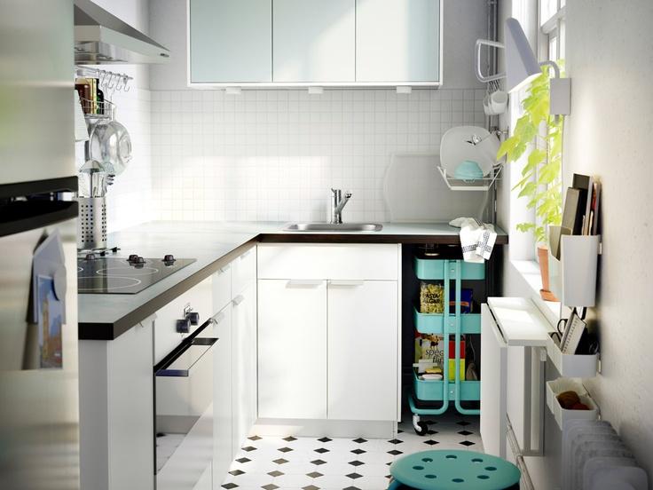 87 Best IKEA Kitchens Images On Pinterest