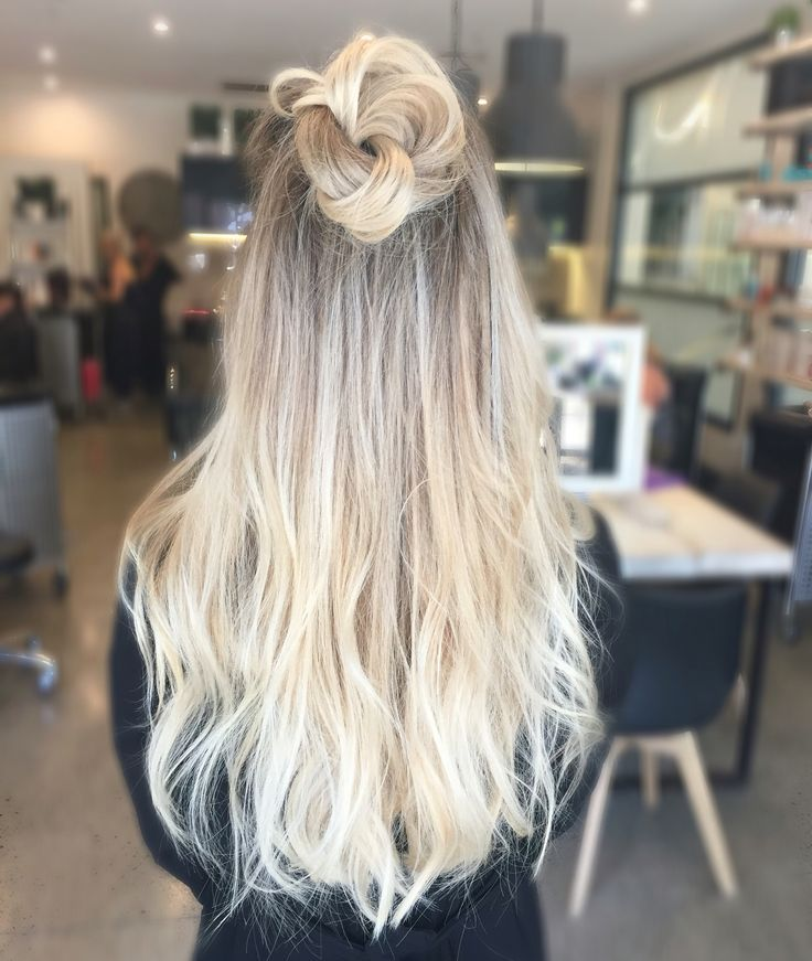 17 Best Ideas About Blonde Hair Roots On Pinterest