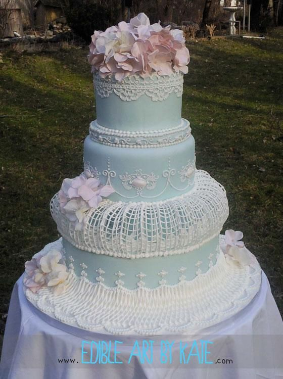 Victorian Wedding Cake Isn T This One Of The Most