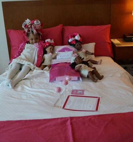 17 Best Images About American Girl Doll Hotel Experience