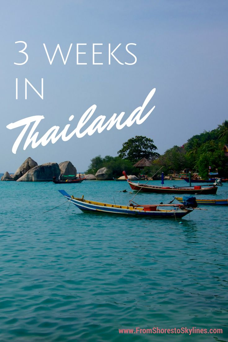3 weeks in Thailand (beaches, cities, history and elephants at Boon Lott's Elephant Sanctuary) – a full itinerary and budget