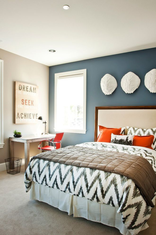 Bedroom Accent Wall Color Combination Colors Ideas