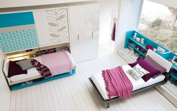 1000+ Ideas About Space Saving Beds On Pinterest