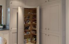 Breathtaking Tall Kitchen Pantry That Will Inspire You With Ideas