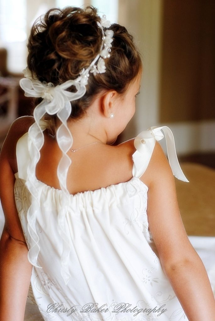63 Best Images About Flower Girl Halos On Pinterest