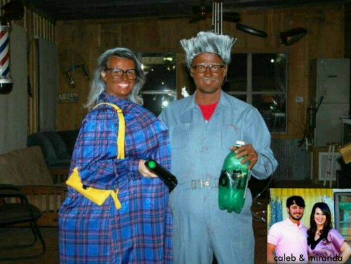 Halloween. Madea and Uncle Joe. Madea Pinterest