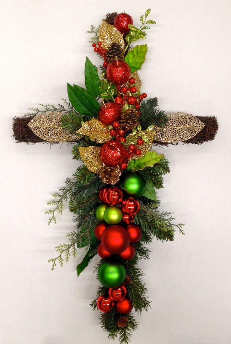 """Twig Memorial Bounty Cross"" Christmas Holiday 2013 Season"