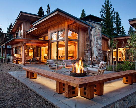 Best 20+ Modern Cabin Decor Ideas On Pinterest