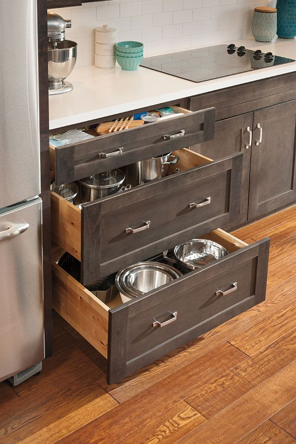 13 Best Kitchen Base Cabinets Drawers Images On Pinterest