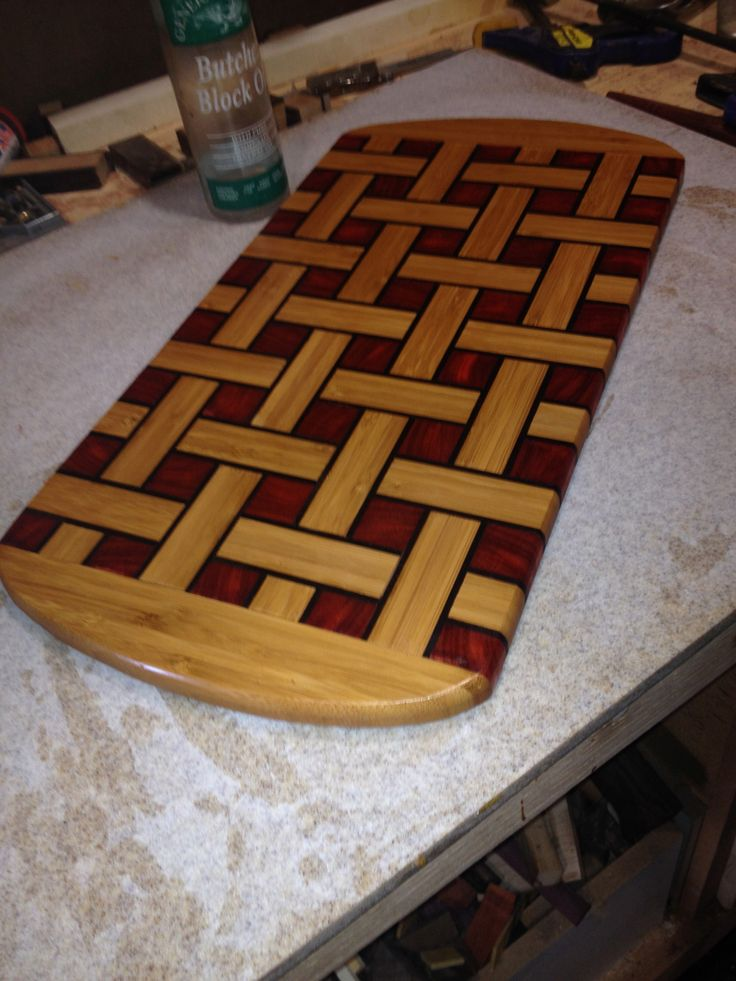 how to oil a cutting board for the first time