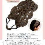 Haakpatroon Haarband