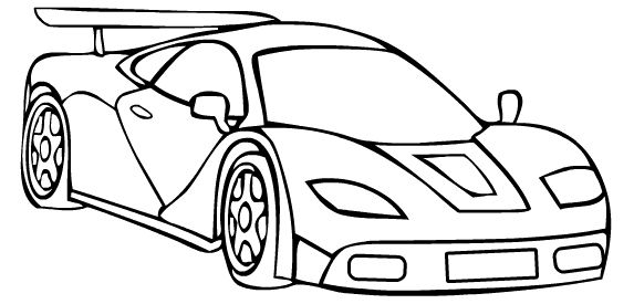 koenigsegg race cars and coloring pages on pinterest