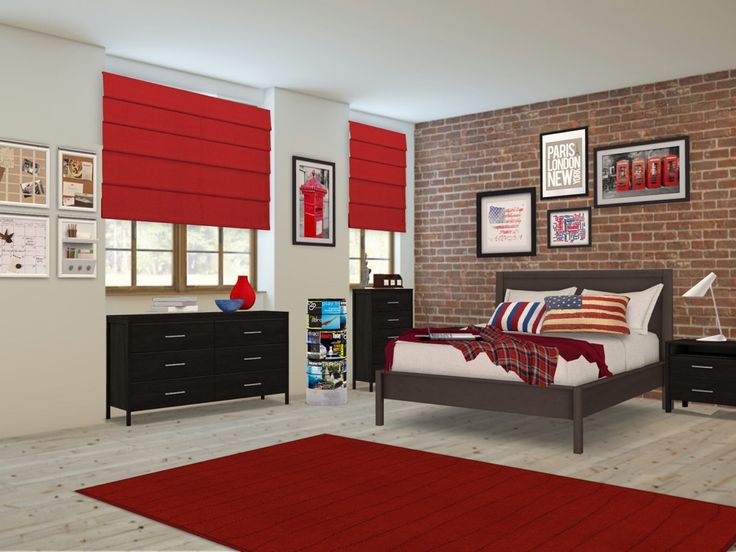 Best 20+ City Theme Bedrooms Ideas On Pinterest