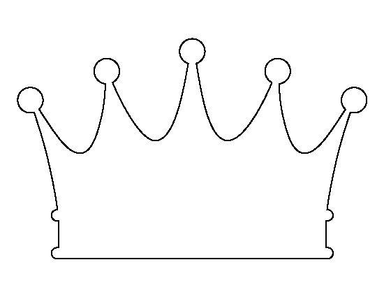 Template For Crown Best Photos Of Tiara Template Queen Queen Crown