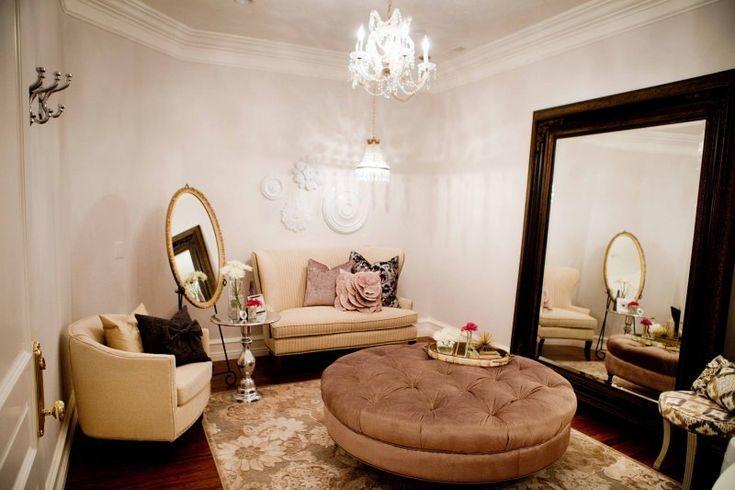 The Beautiful Bridal Room At The Castle Park Wedding Venu