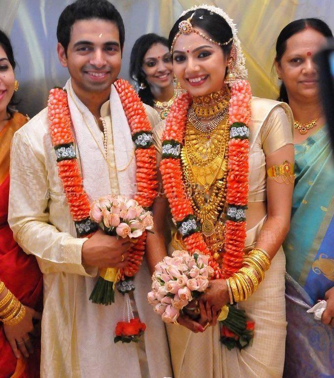 Kerala Bride BRIDES OF INDIA Pinterest Traditional