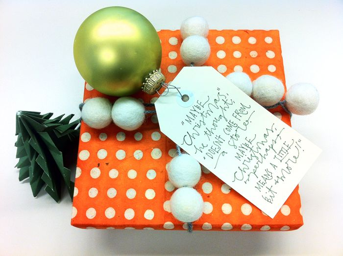 The Grinch Gift Tag LindseyBee Blog Gift Wrapping We