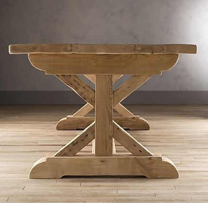 Restoration Hardware Farmhouse Table For The Home