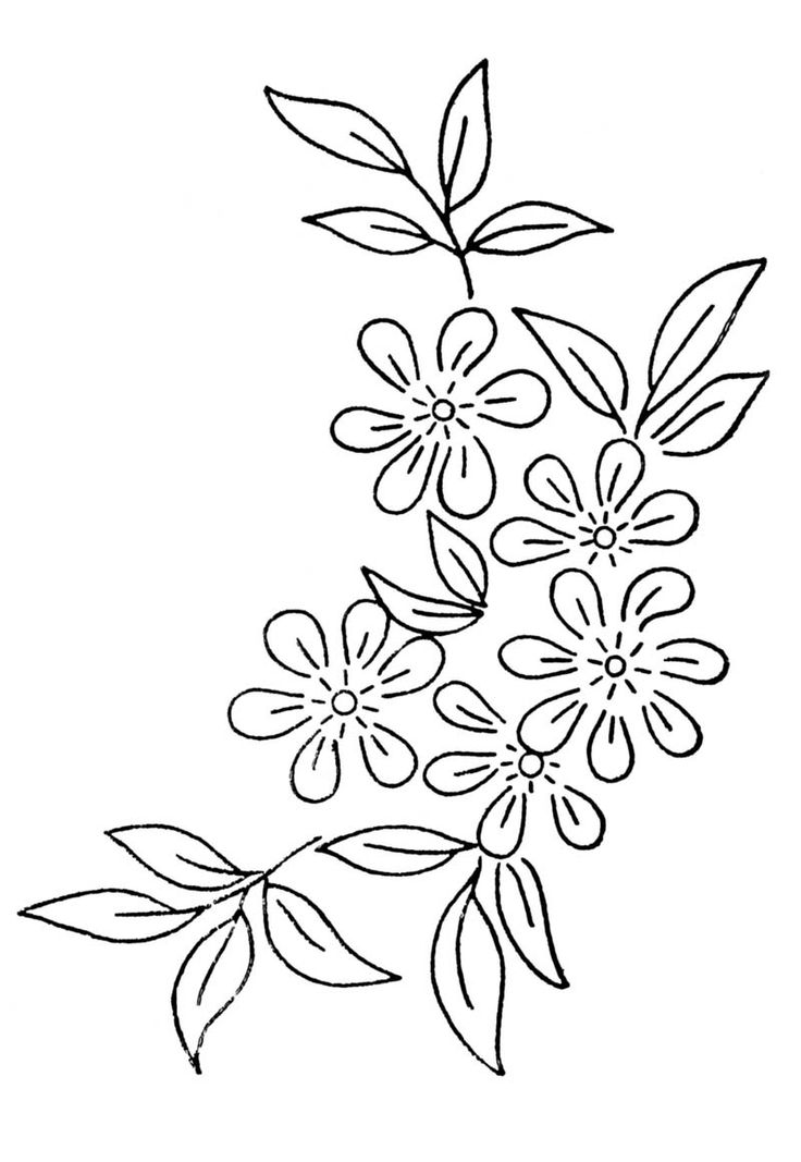 Antique Embroidery Patterns Library