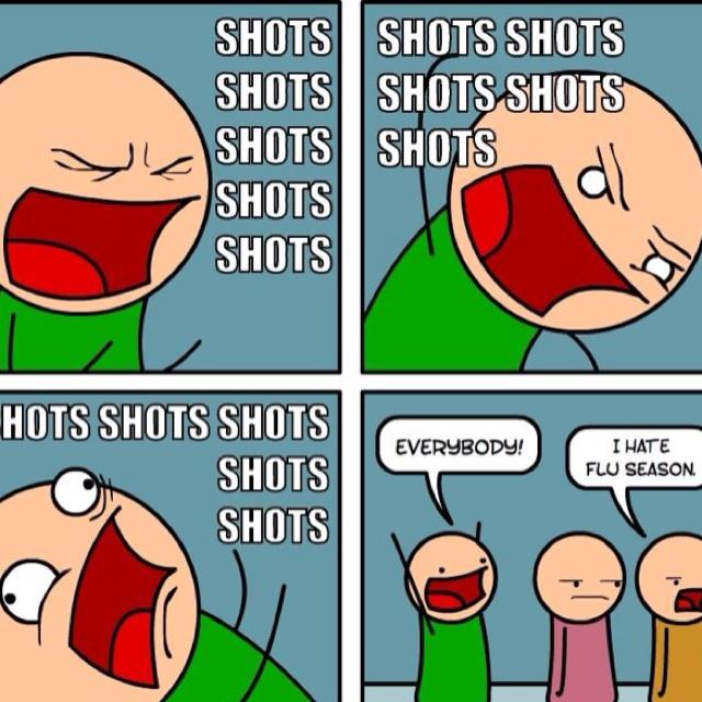 Got your flu shot yet? Find a flu clinic near you at http