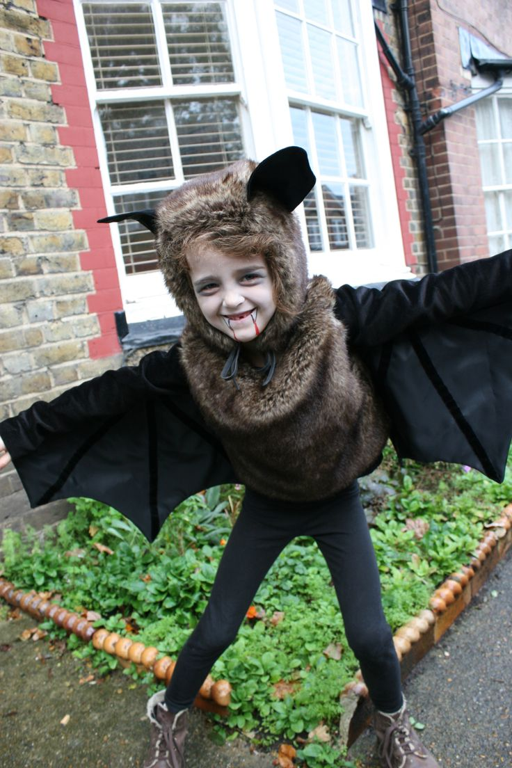 A bat and a wild thing Vampires, Costumes and Bat costume