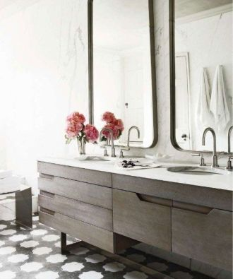 Design Details: Bathroom Mirrors Done Right | Apartment Therapy