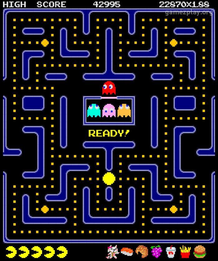 Maze03a.jpg (700×838) Pacman themed Pinterest Pac