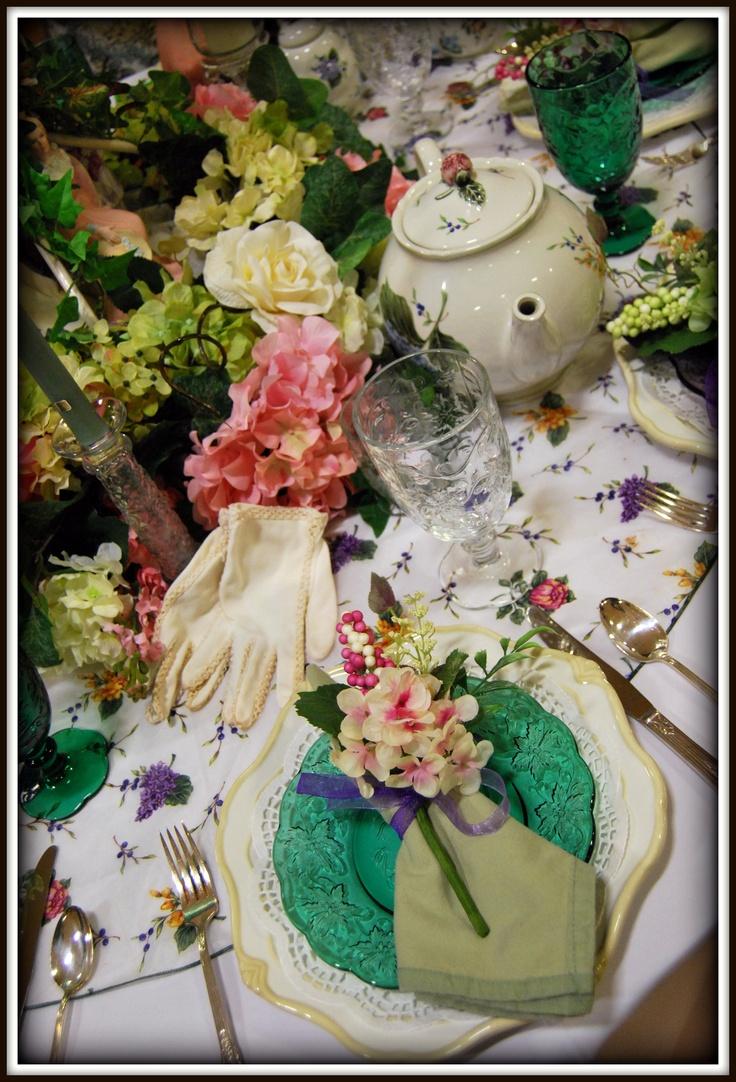 67 Best Images About Ladies Tea Party On Pinterest