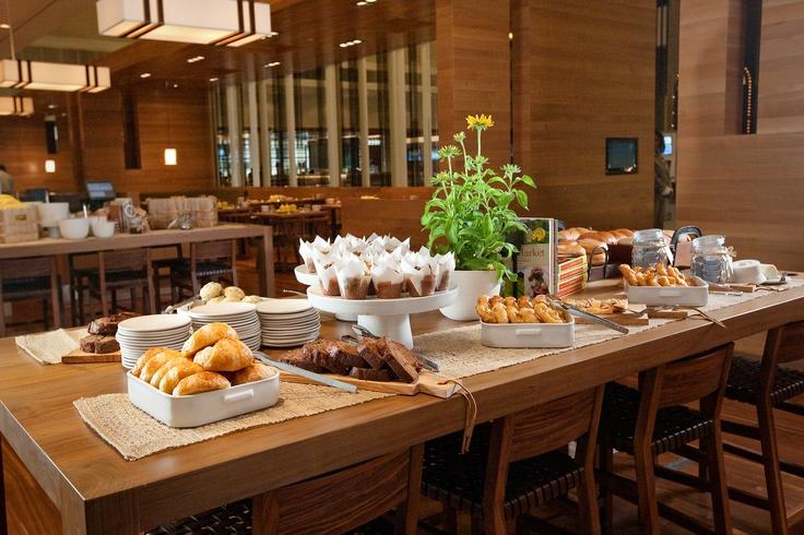 Sway's Pastry Display at Hyatt Regency Atlanta Eat at