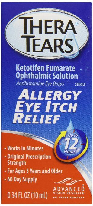 Image Result For Thera Tears Allergy Eye Itch Relief