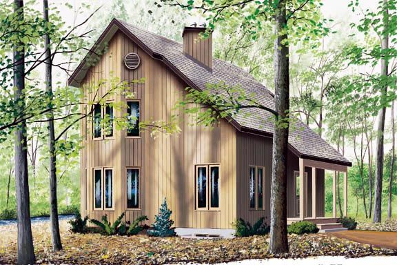 Contemporary House Plan 65232 Room Kitchen House Plans And Bedrooms