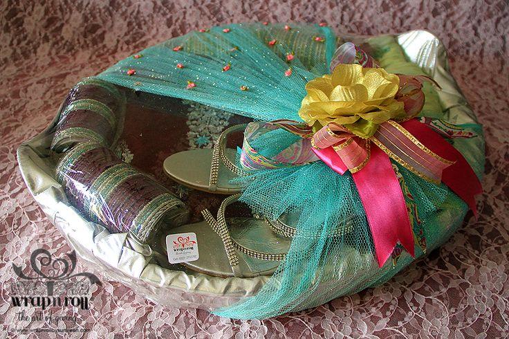 Trousseau Packaging Wrap n Roll crafty Pinterest