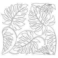 for banana leaf coloring pages business ideas pinterest banana