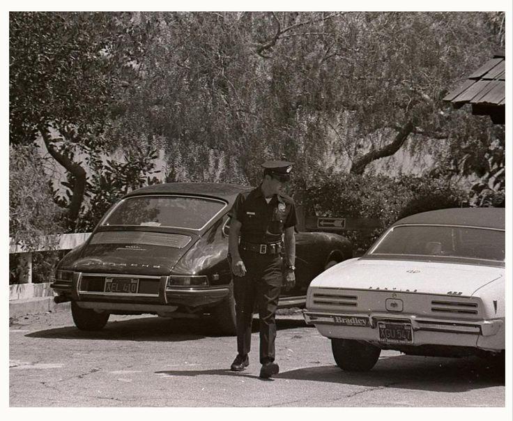 Funeral Sharon Tate Roman Polanski
