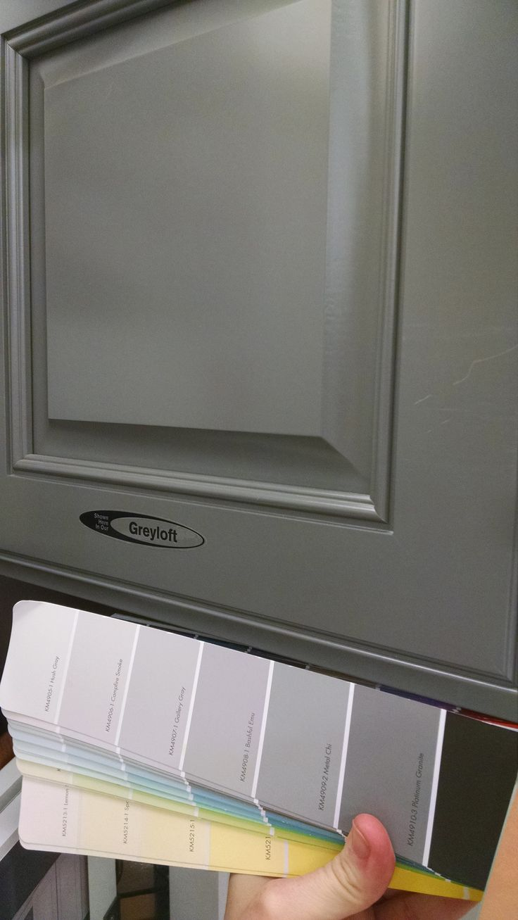 Kraftmaid Greyloft Cabinet Panel Dont Like The Style