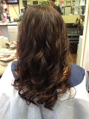 25 best ideas about digital perm on pinterest loose curl perm wavy perm and perm curls