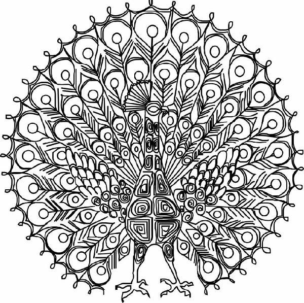 intricate coloring pages for adults crazy hard coloring pages