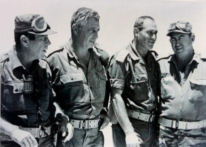 four IDF war criminals gavish yoffe sharon