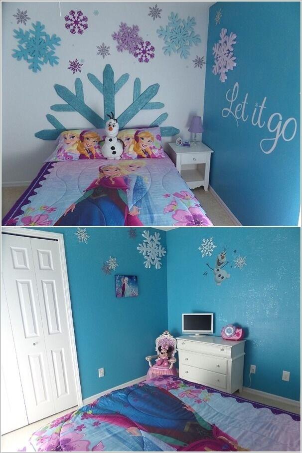 Best 25 Frozen Theme Room Ideas On Pinterest