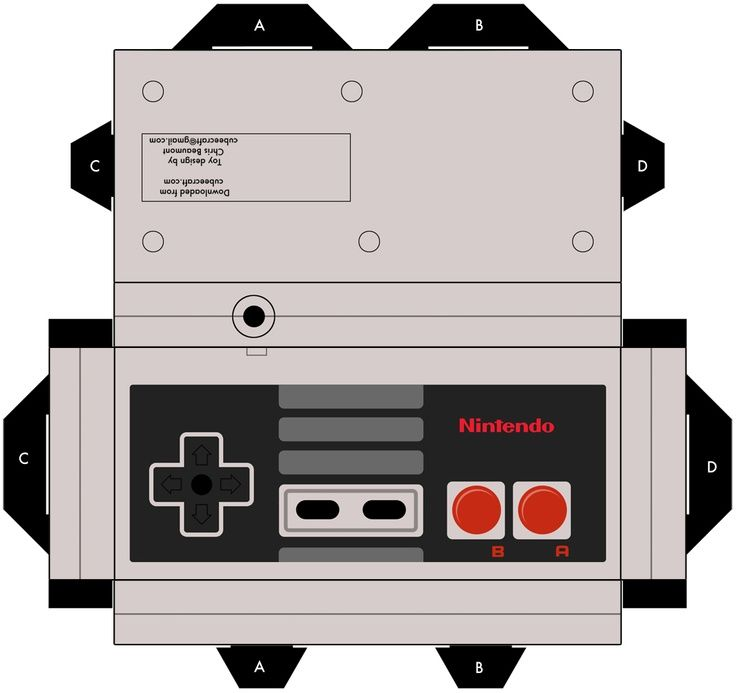 Game Controller Template For Candy Google Search