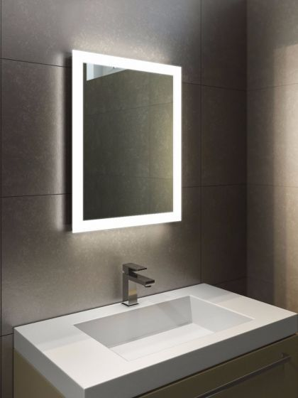 best 25+ bathroom mirror lights ideas on pinterest | bathroom