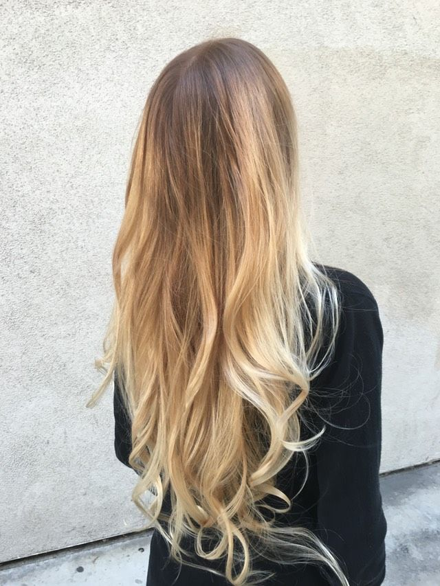 253 Best Images About BALAYAGE Hair Color Paddle And
