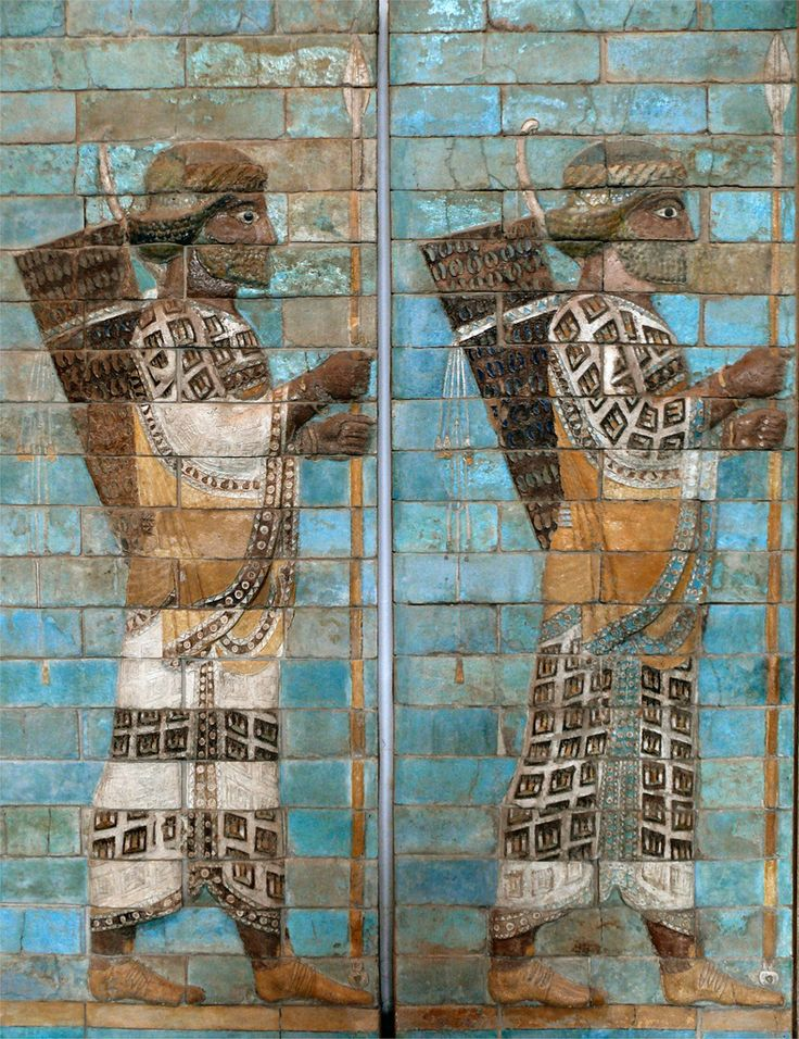 Jewelry Ancient Persian Symbols