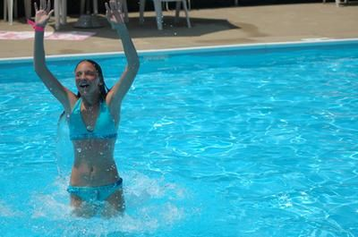 Swim Workouts For Weight Loss Swim Pools And Workout