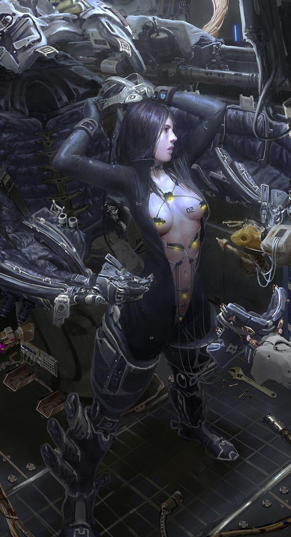 1497 Best Images About Cyberpunk On Pinterest Cyberpunk